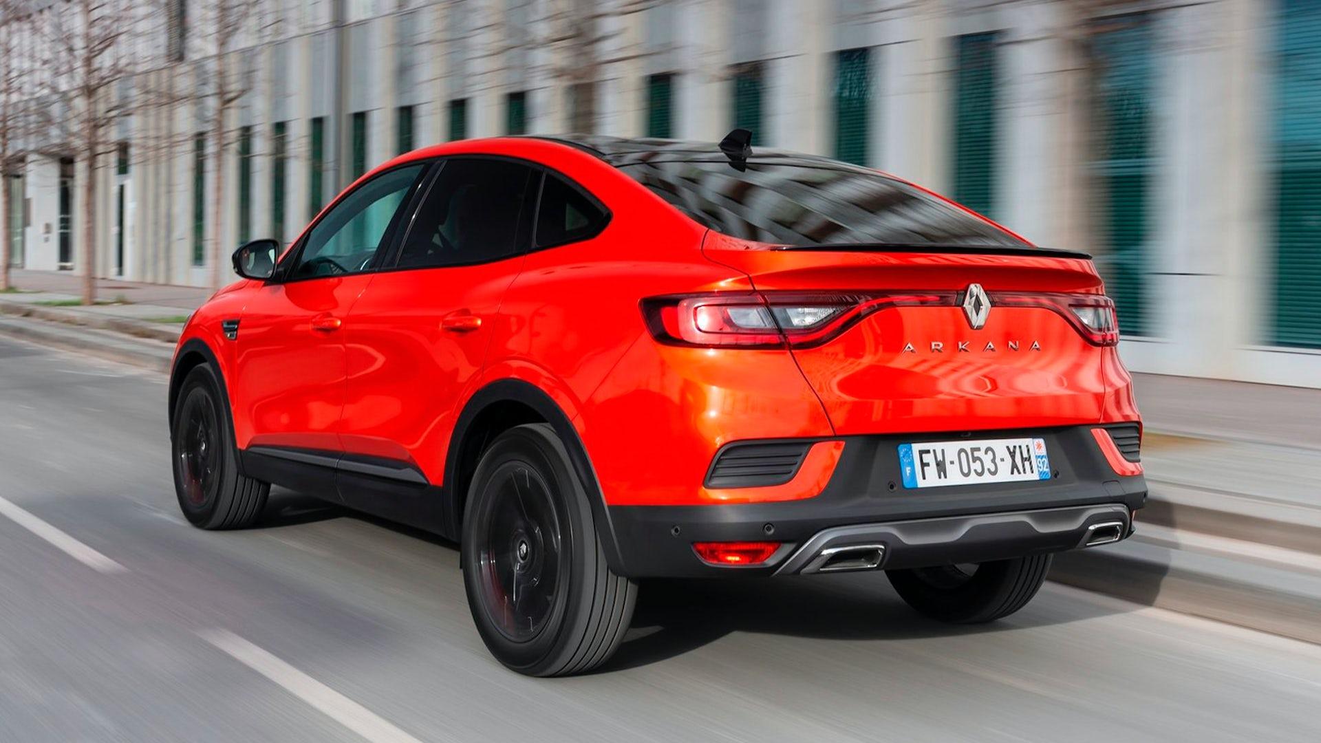 Renault Arkana | Dealer On Fire